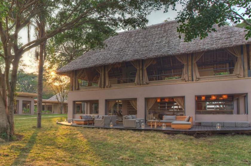 &Beyond Kichwa Tembo, Masai Mara, Kenya, extérieur
