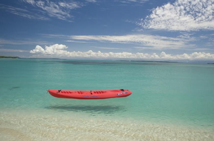 Al Natural Resort, Bastimentos Isla, Panama, plage