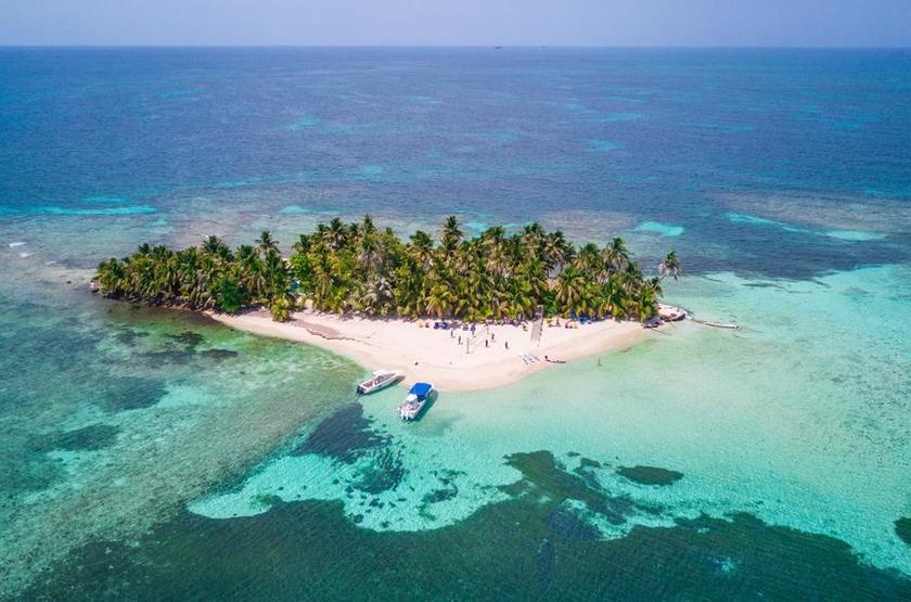 Ranguana Caye Cabanas, Belize, île de Placencia