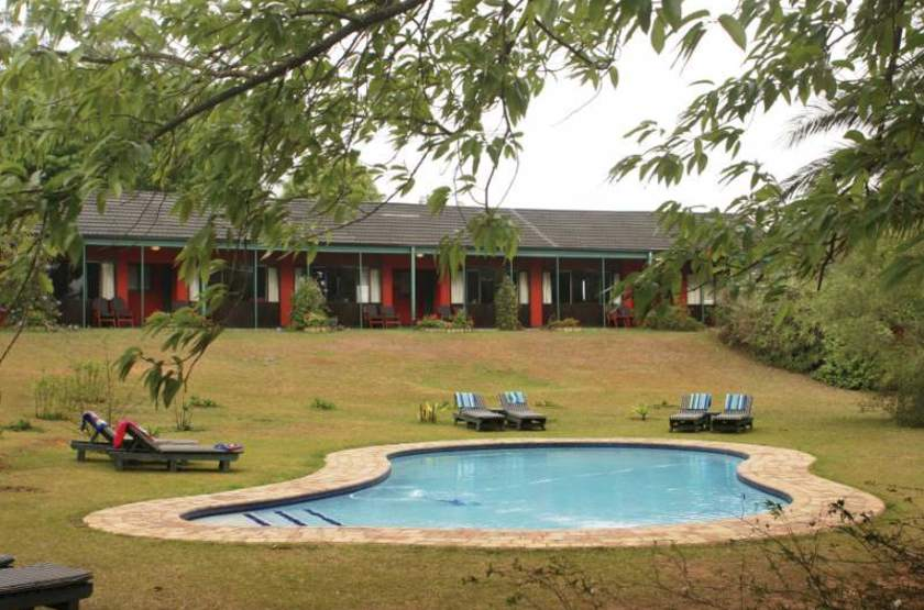 Forester's Arms, Mbabane, Swaziland, piscine