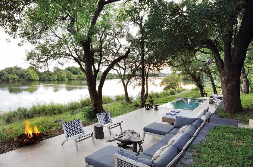 Zimbabwe - Victoria Falls - Matetsi Lodge
