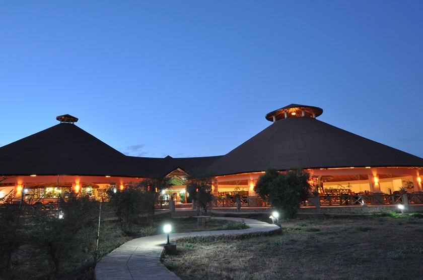 Kilima Safari Camp, Amboseli, Kenya, main camp