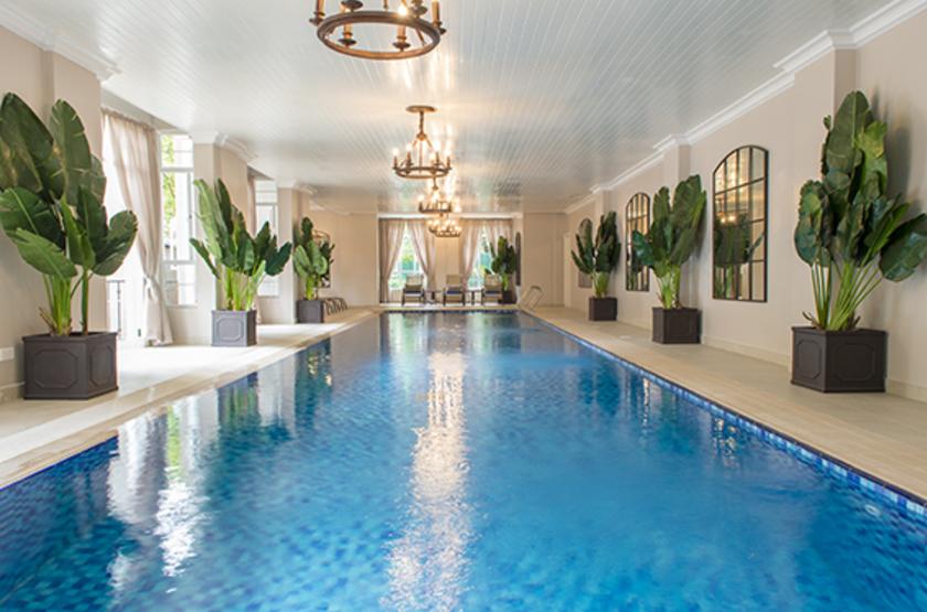 Palacina The Residence & The Suites, Nairobi, Kenya, piscine