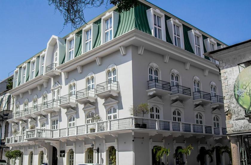 Panama - Hotel Central - Vue extérieure