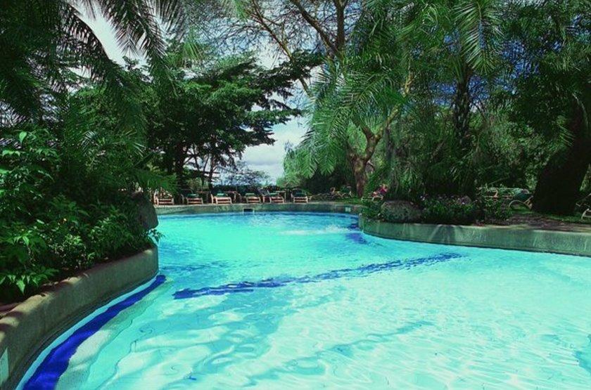 Amboseli Serena Safari Lodge, Kenya, piscine
