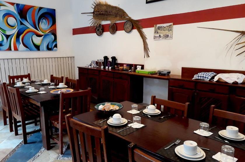 Brésil - Casa Lavinia - Restaurant