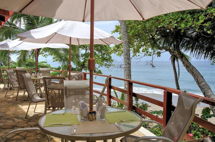 Costa Rica - Tango Mar - Terrasse