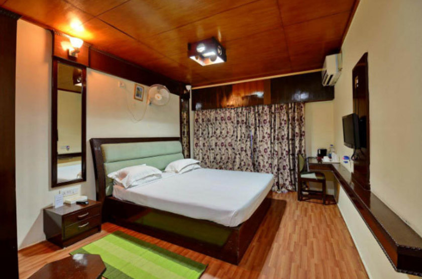 Inde - Indo Hokke Hotel - Chambre