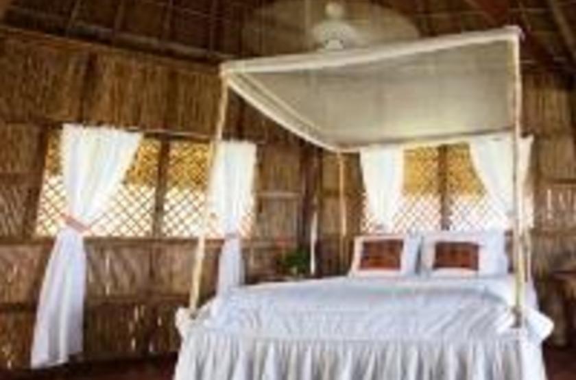 Yandup Island Lodge, Panama, chambre