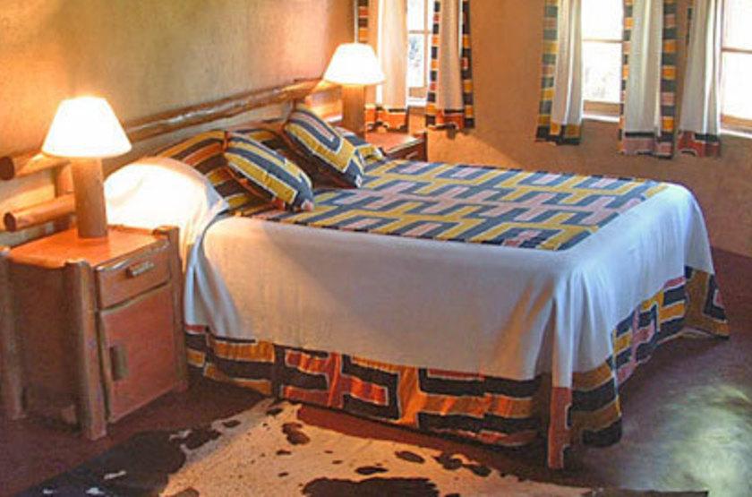 Simunye Zulu Lodge, KwaZulu Natal, Afrique du Sud, chambre