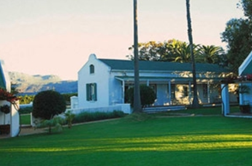 Constantia Uitsig Hotel, Constancia, Afrique du Sud, extérieur