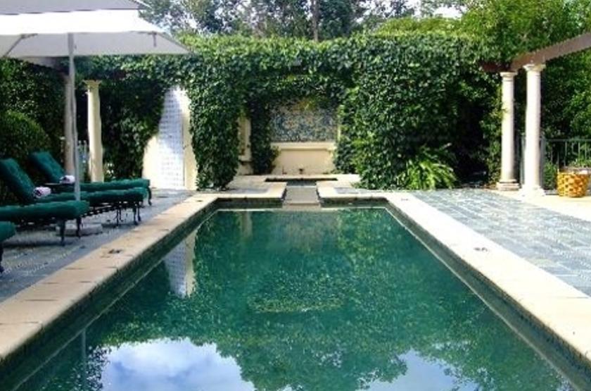 Constantia Uitsig Hotel, Constancia, Afrique du Sud, piscine