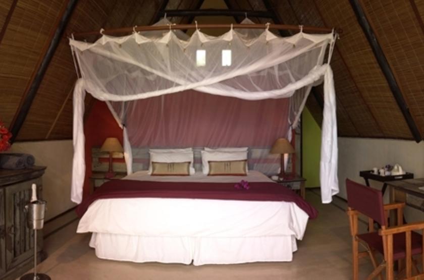 Pestana Bazaruto Lodge, Mozambique, chambre