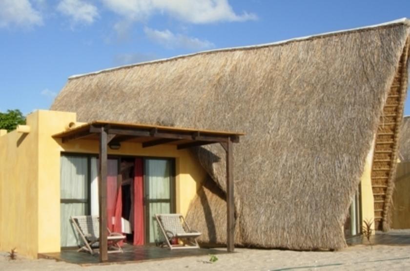 Pestana Bazaruto Lodge, Mozambique, chalet