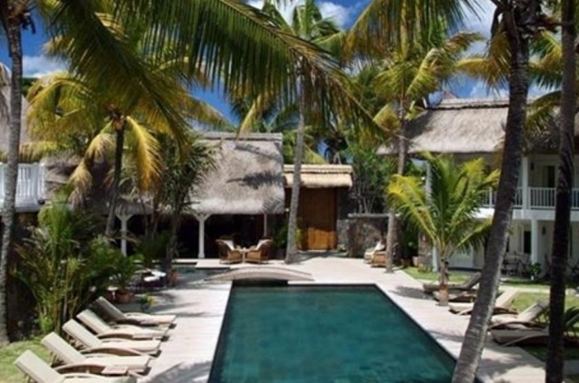 20° Sud, Ile Maurice, piscine