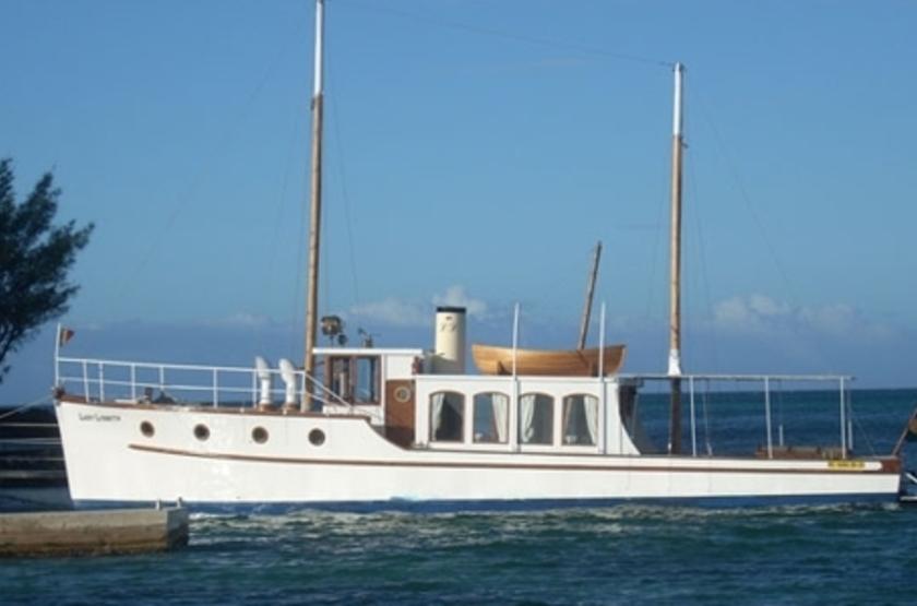 20° Sud, Ile Maurice, bateau