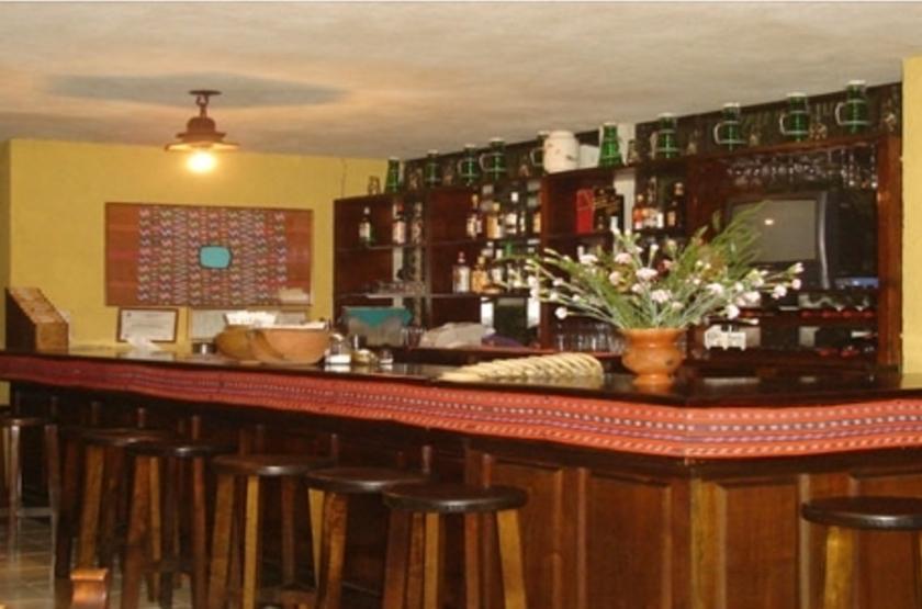 La Posada de Don Rodrigo, Atitlan, bar