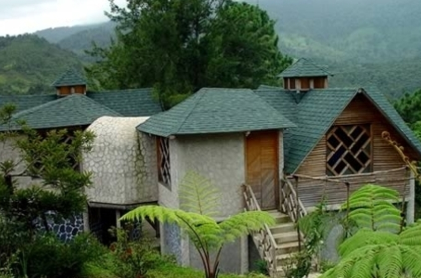 Ram Tzul Lodge, Coban, Guatemala, extérieur