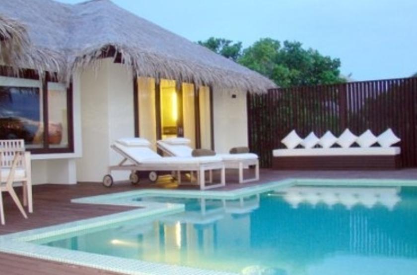 Zitahli Kuda- Funafaru, Nooru Atoll, Maldives, villa