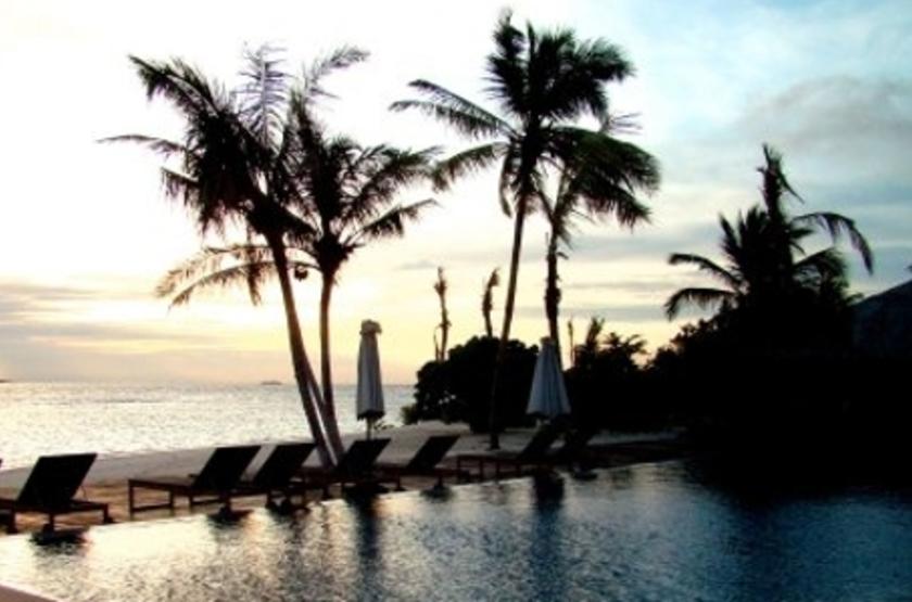 Zitahli Kuda- Funafaru, Nooru Atoll, Maldives, piscine