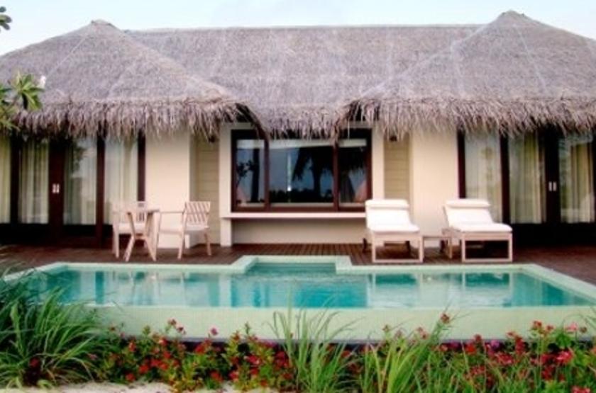 Zitahli Kuda- Funafaru, Nooru Atoll, Maldives, villa piscine