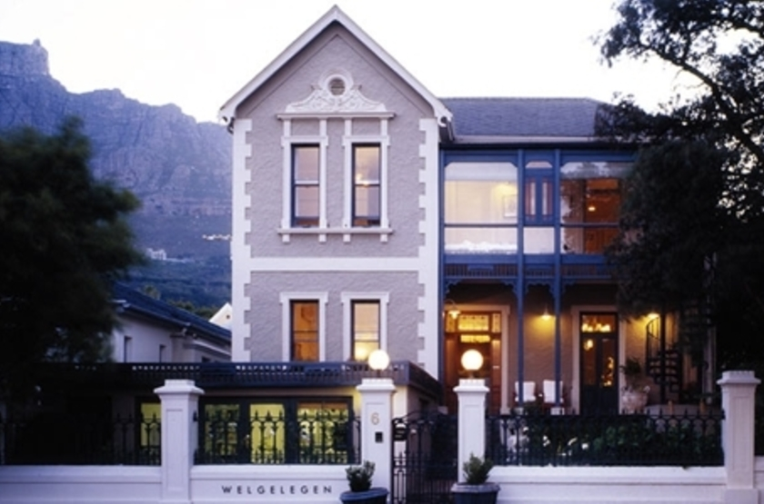 Welgelegen House, Cape Town, Afrique du Sud, extérieur