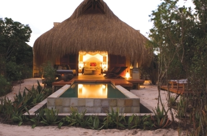Azura Benguerra Island, Vilancoulos, Mozambique, villa