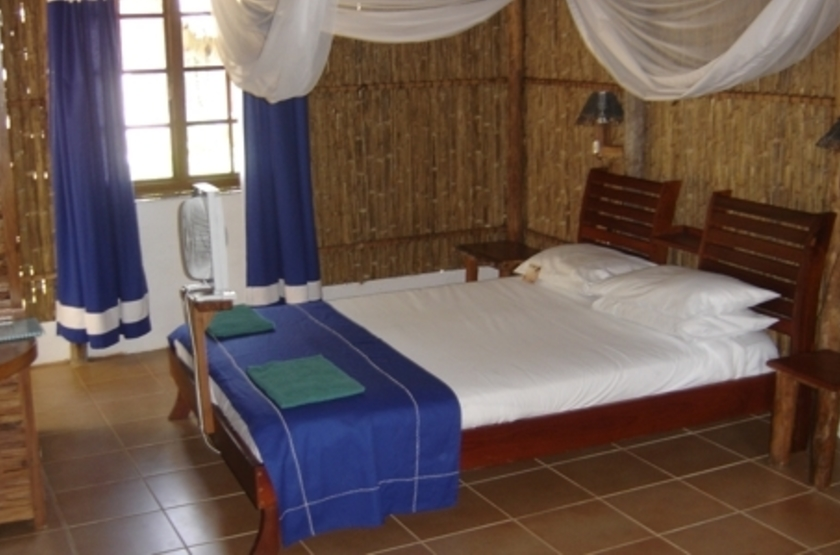 Barra lodge, Inhambane, Mozambique, chambre