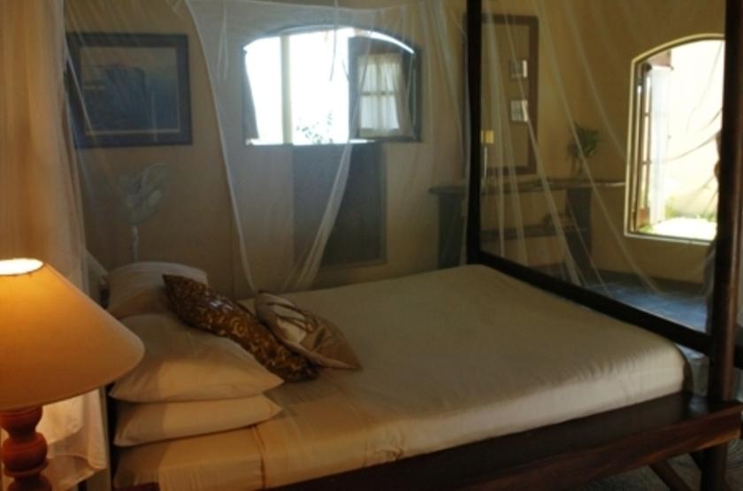 Casa Rex, Vilancoulos, Mozambique, chambre