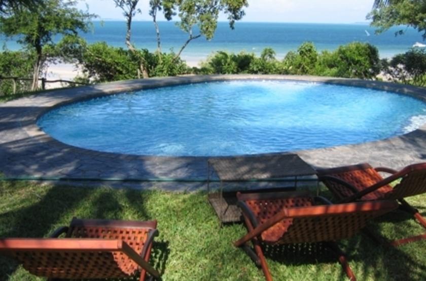 Casa Rex, Vilancoulos, Mozambique, piscine
