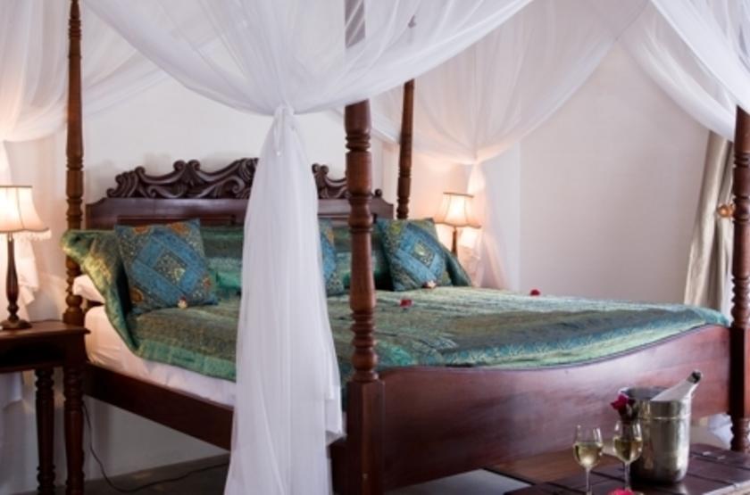 Ibo Island Lodge, Quirimbas, Mozambique, chambre