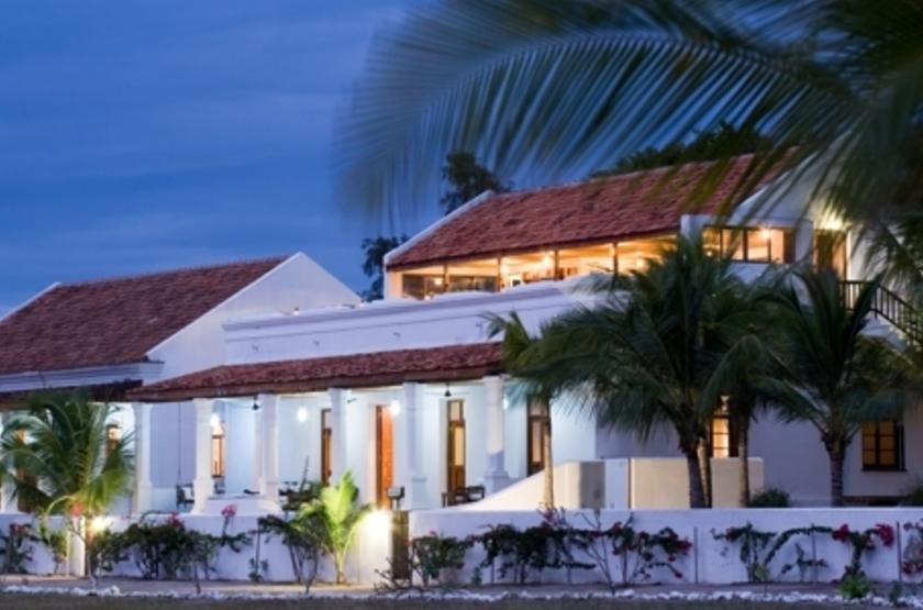 Ibo Island Lodge, Quirimbas, Mozambique, extérieur