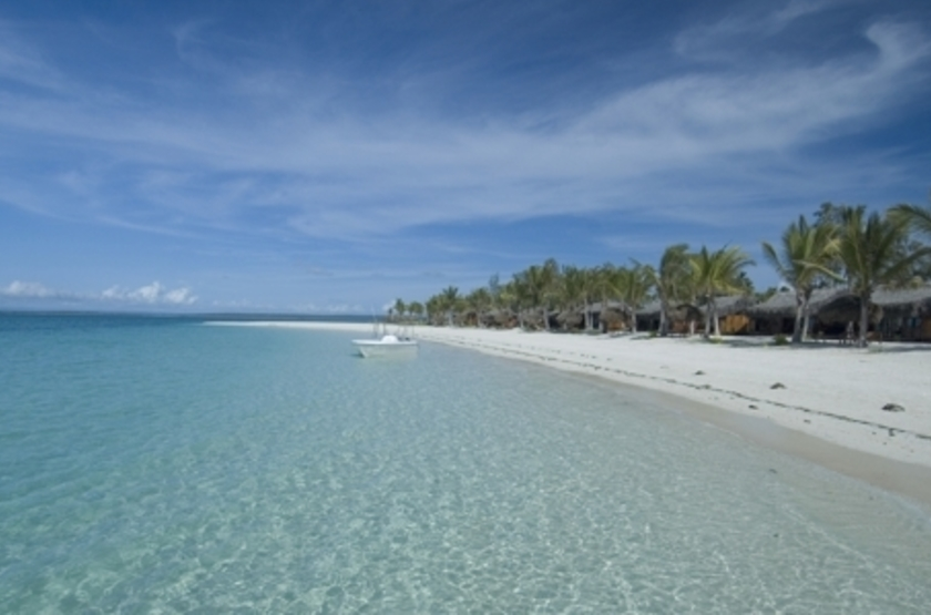 Matemo Island Resort, Quirimbas, Mozambique, plage