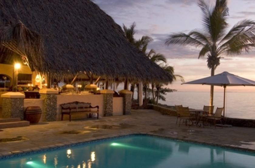 Matemo Island Resort, Quirimbas, Mozambique, piscine