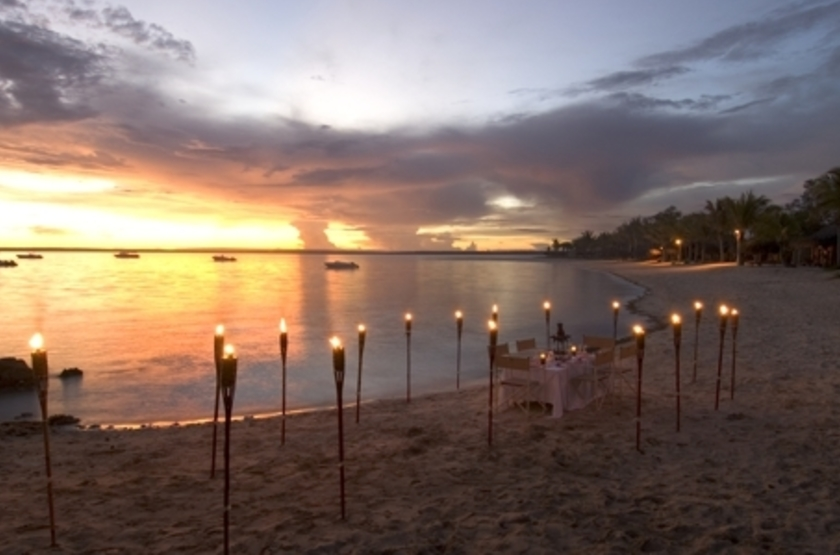 Matemo Island Resort, Quirimbas, Mozambique, sunset