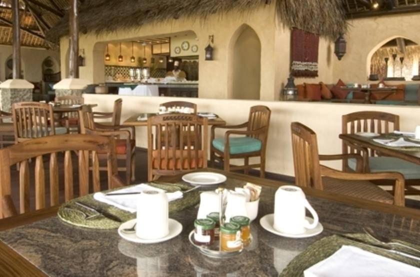 Matemo Island Resort, Quirimbas, Mozambique, restaurant