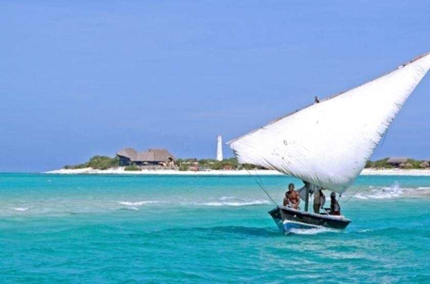 Medjumbe Island Resort, Quirimbas, Mozambique
