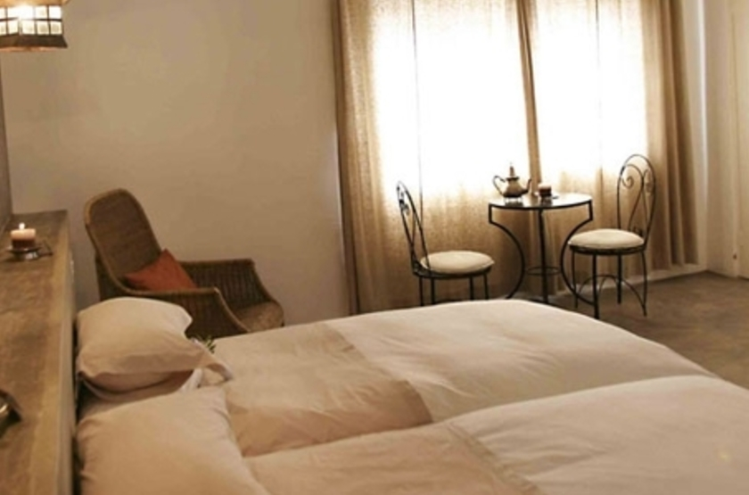 Olive Grove Guesthouse, Windhoek, Namibie, chambre