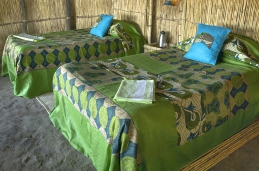 Chikoko Camp, South Luangwa, Zambie, chambre