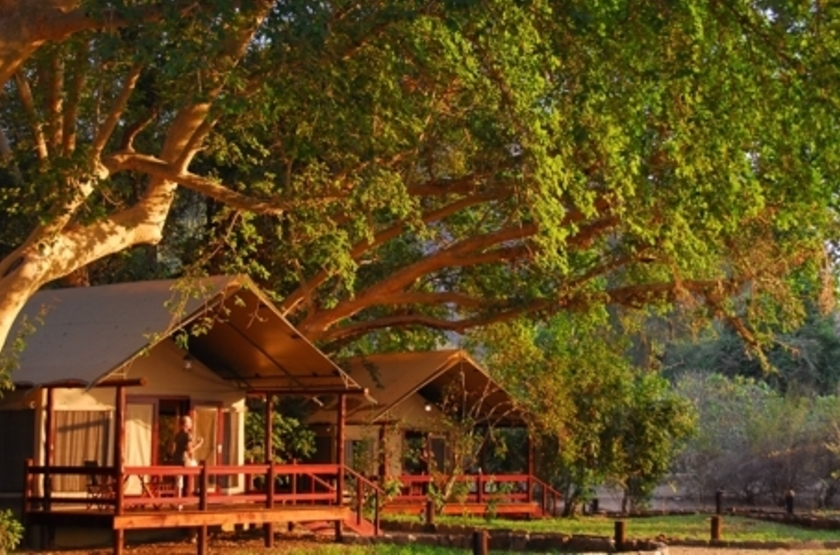 Lugenda Wilderness Camp, Niassa, Mozambique, chalet