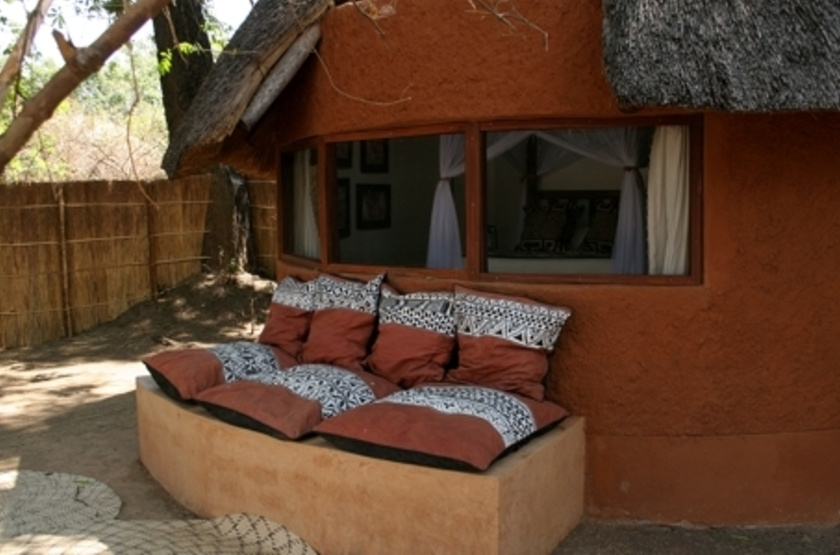 Kaingo Camp, South Luangwa, Zambie, chalet