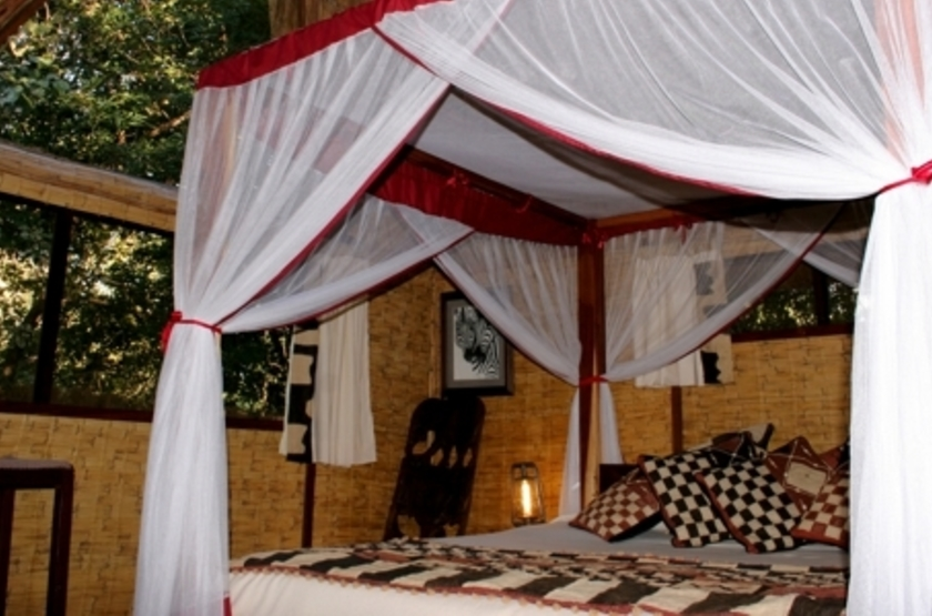 Kaingo Camp, South Luangwa, Zambie, chambre
