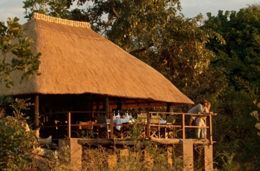 Kakuli Bush Camp, South Luangwa Valley, Zambie, extérieur