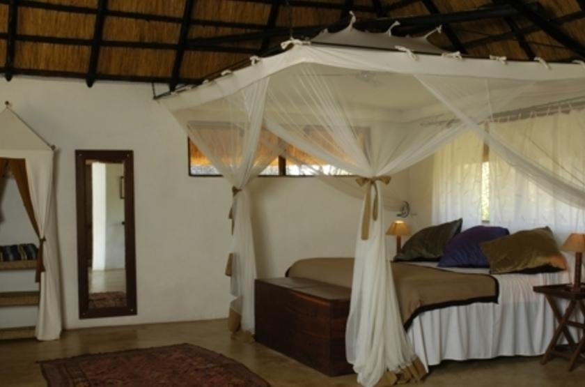 Kapani Lodge, South Luangwa Valley, Zambie, chambre
