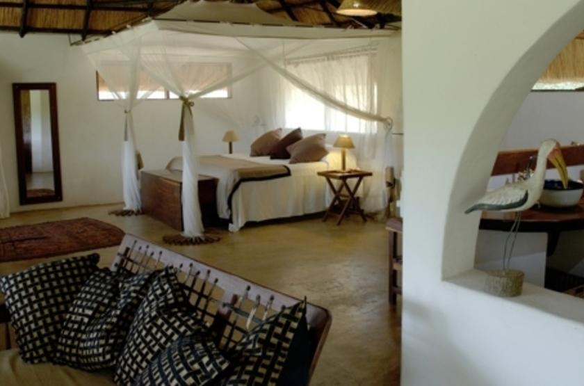 Kapani Lodge, South Luangwa Valley, Zambie, intérieur