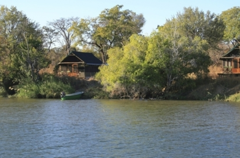 Lufupa Tented Camp, Kafue, Zambie, emplacement