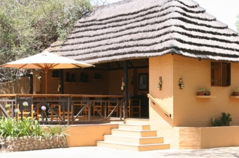 Lunga River Lodge, Kafue, Zambie, parties communes