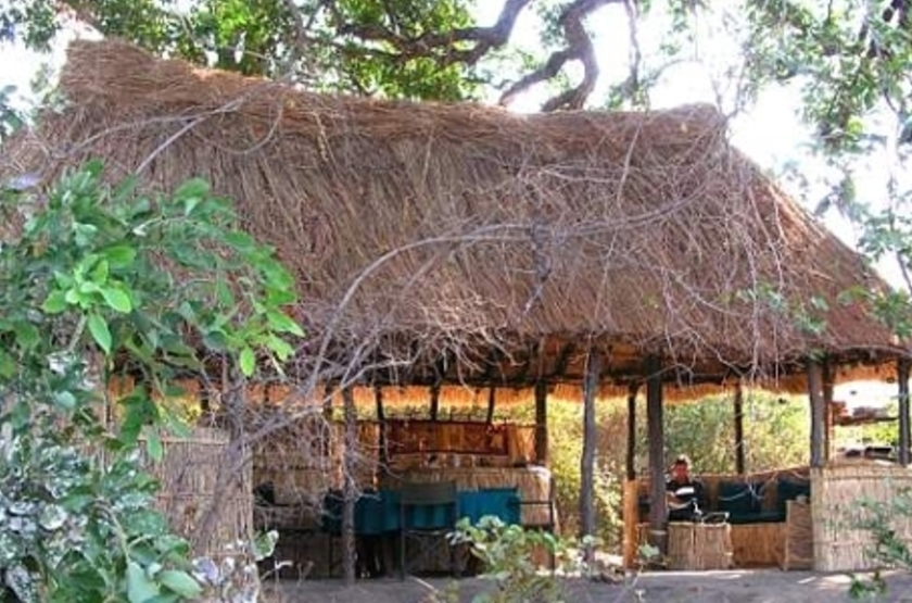 Mwaleshi Camp, North Luangwa, Zambie, main camp