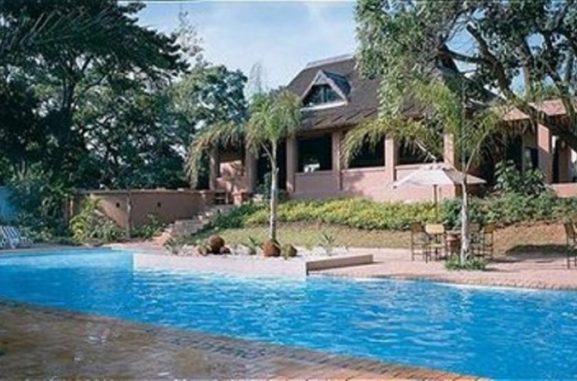 Taj Pamodzi, Lusaka, Zambie, piscine