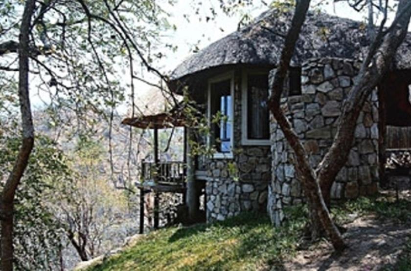 Sanyati Lodge, Matusadona, Zimbabwe, chalet